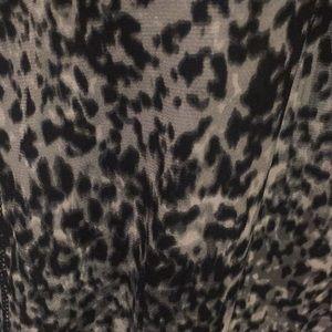 tek gear Dresses - Tek Gear XXX-Mesh Twofer Dress w/ built in bra
